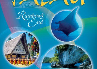 Visit Palau folder